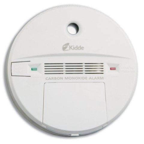 Change your carbon monoxide alarm batteries too