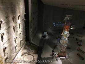 Inside the 9/11 Memorial Museum
