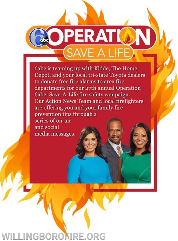 Year 27 for Operation 6ABC Save A Life