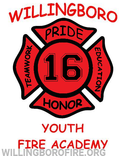 2019 Youth Fire Academy - Pride, Honor, Teamwork, Education